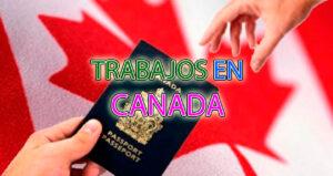 ¿En que parte de Canada hay mas trabajo?