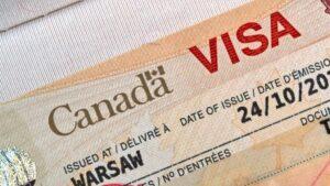 ¿Como sacar una visa de trabajo para Canada?